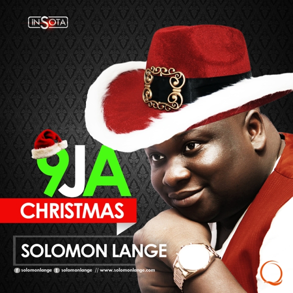 Solomon Lange Christmas Song Art work 750 x 750