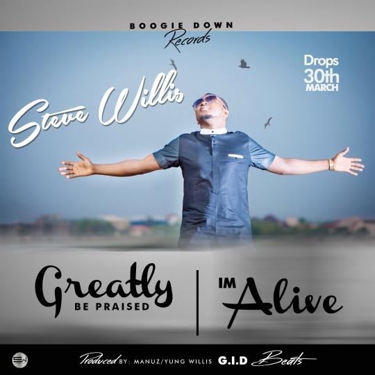 Greately be praised  im alive(1)